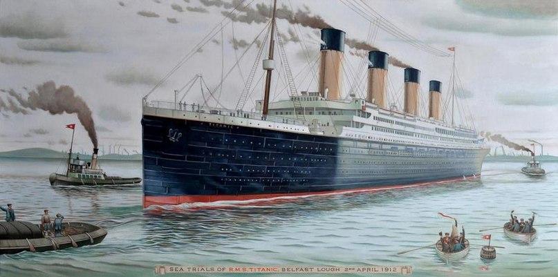 Титаник на ходов