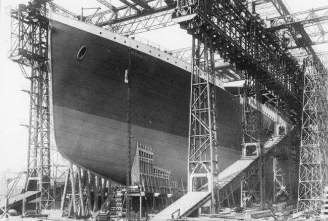 Сто лет гибели «Титаника» — Часть 1 из 3 – «Рождение легенды».