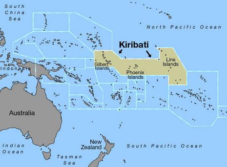 Кирибати 10100