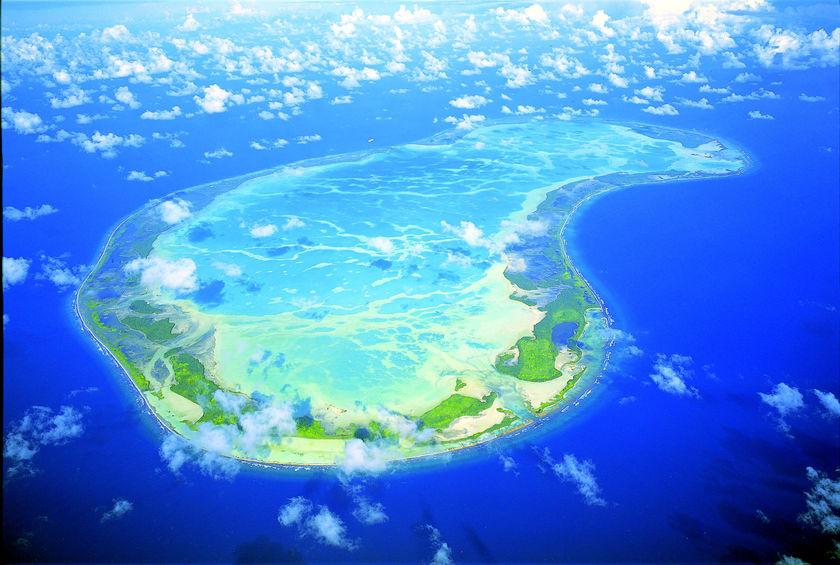 Кирибати — «райское захолустье»…