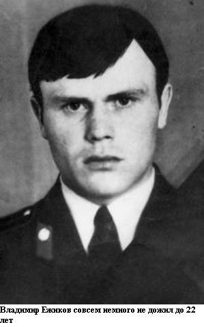 Владимир Ежиков
