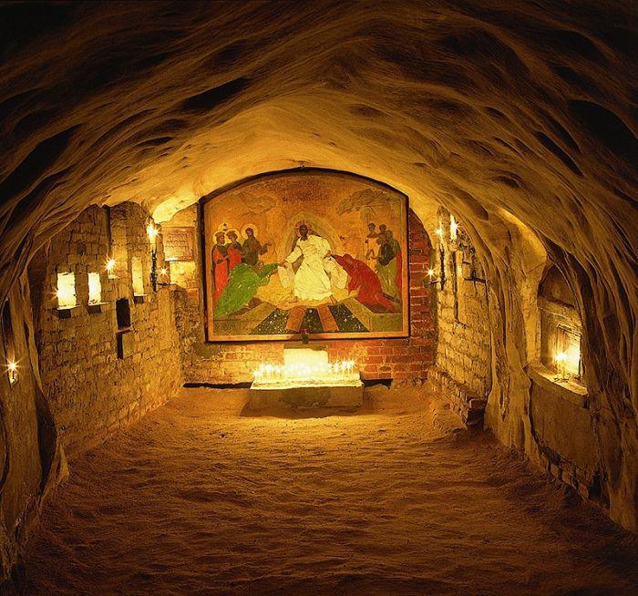 пещеры 3