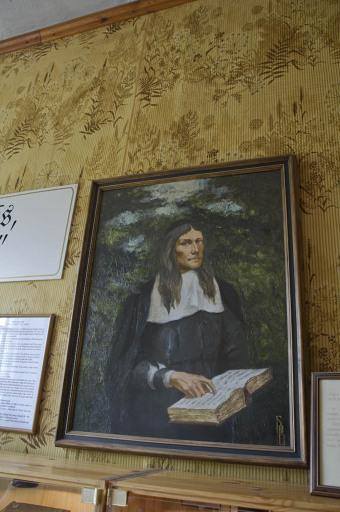 портрет пастора
