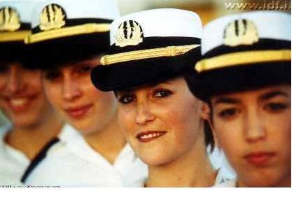 фото офицеры флота