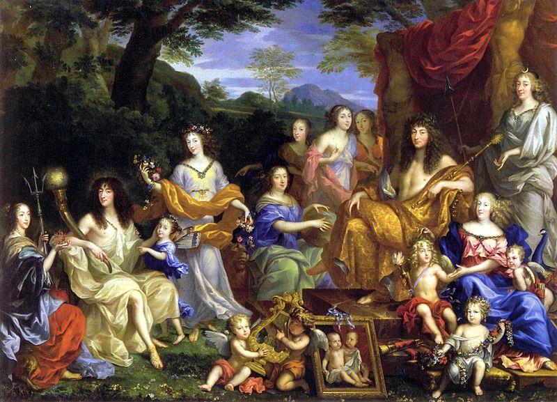 Louis14-Family
