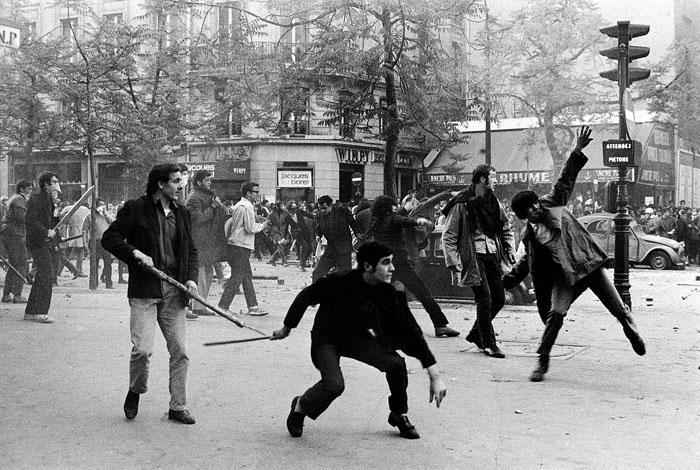 Riot_Paris1968