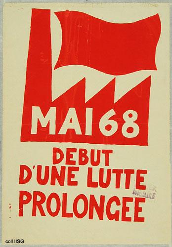 «Красному маю» в Париже — 45 лет