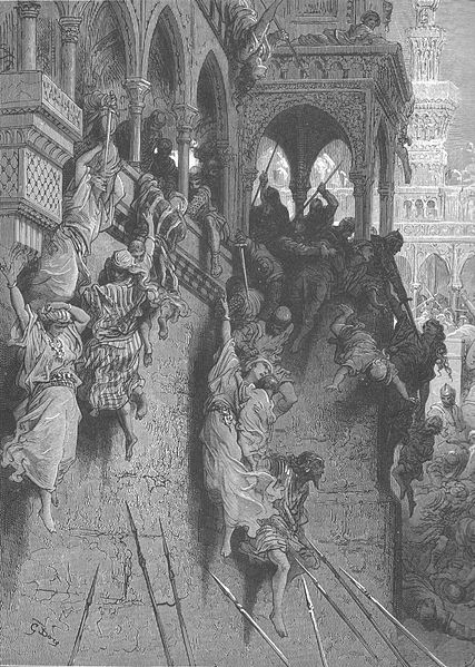 427px-Gustave_dore_crusades_the_massacre_of_antioch