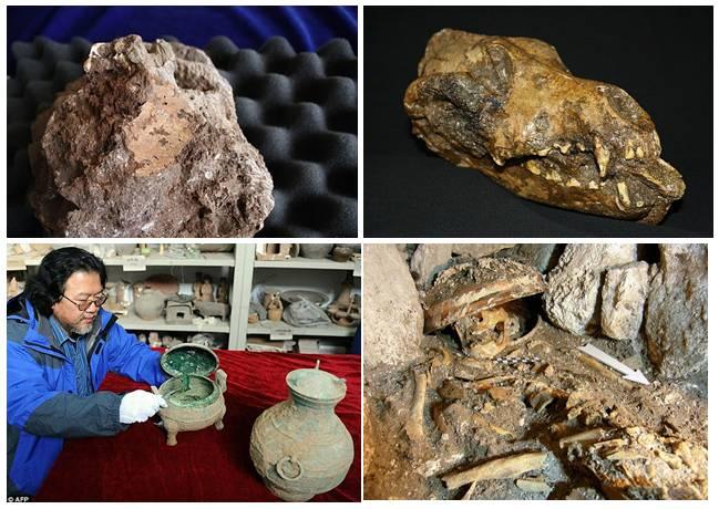 Интересные археологические находки – часть 1
