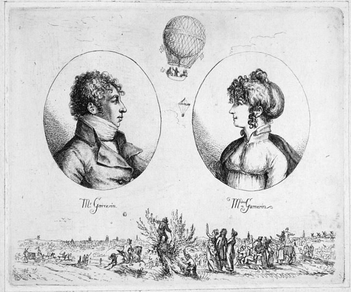 721px-Monsieur_and_Madame_Garnerin,_by_Christoph_Haller_von_Hallerstein,_(1771_-_1839)