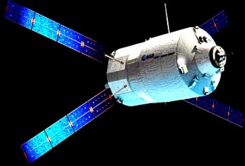 На орбиту выведен «Альберт Эйнштейн» — новейший космический грузовик