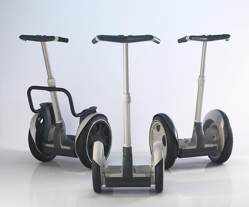 Сигвей (Segway) – электрический скутер (электроскутер) – игрушка-самокат или транспорт будущего?