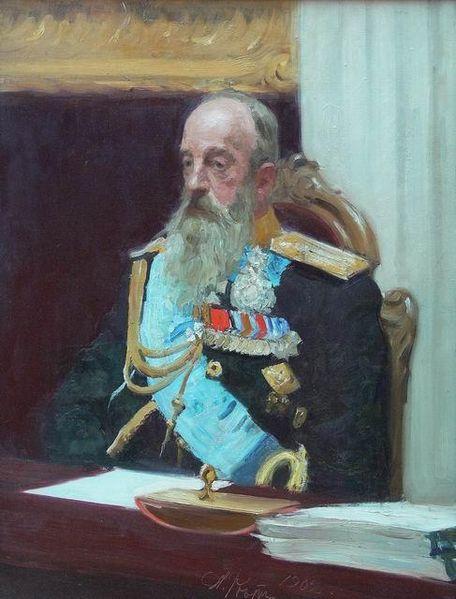 456px-Mikhail_Nikolayevich_by_Repin