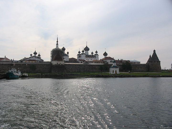 Виртуальное путешествие на «Соловки» — Соловецкий архипелаг