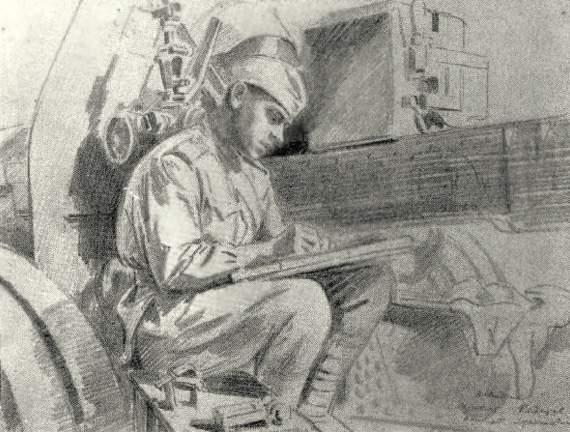 Рисунок_Н.М.Аввакумова._1943