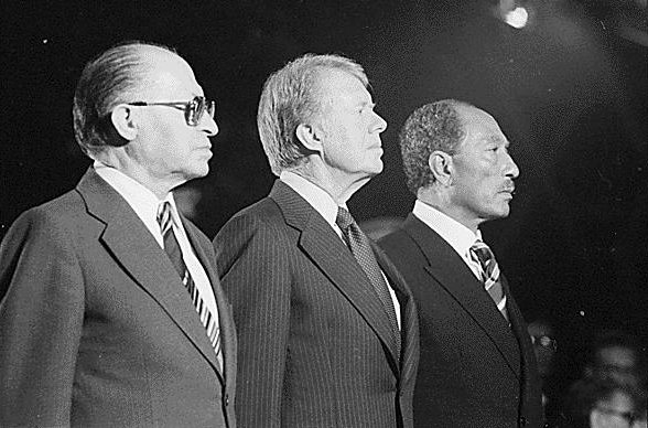 Begin,_Carter_and_Sadat_at_Camp_David_1978
