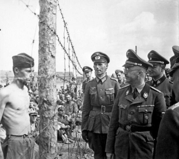 Минское еврейское гетто. Фото, история ликвидации гетто в Минске в 1943 году.