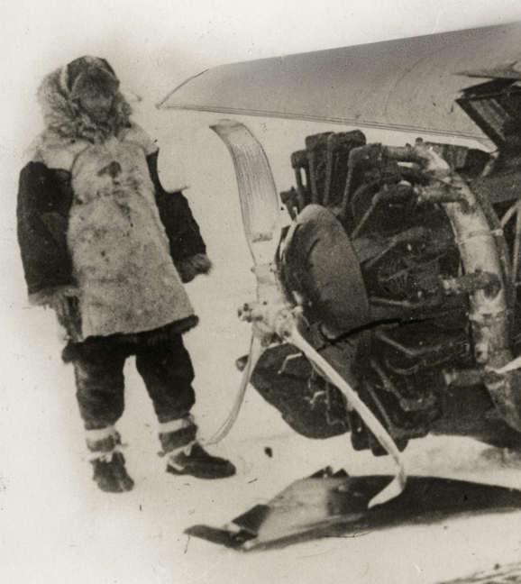 Покорение Южного полюса. К юбилею американского воздухоплавателя Ричарда Берда (Берта).