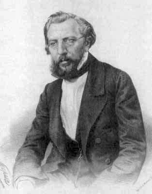 Поэт и публицист славянофил Иван Сергеевич Аксаков – 190 лет со дня рождения.