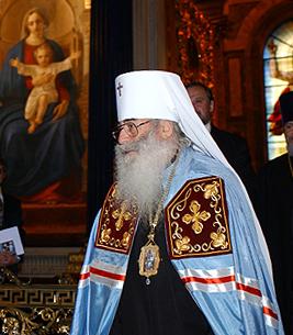 Митрополит Владимир  Котляров. Экуменист и либерал в РПЦ.