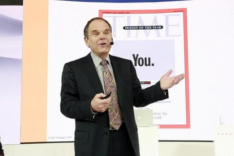 Как совершить в современном бизнесе революцию? Советы Дона Тапскотта.