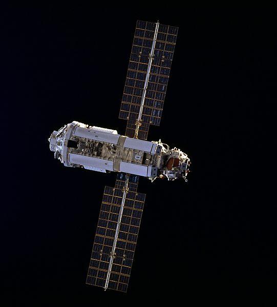 15 лет первому элементу МКС – блоку «Заря».