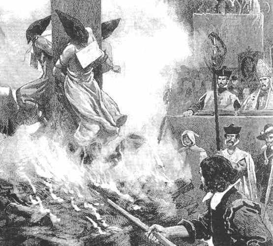 История святой испанской инквизиции (имя основателя, данные Льоренте, суды, пытки и казни).