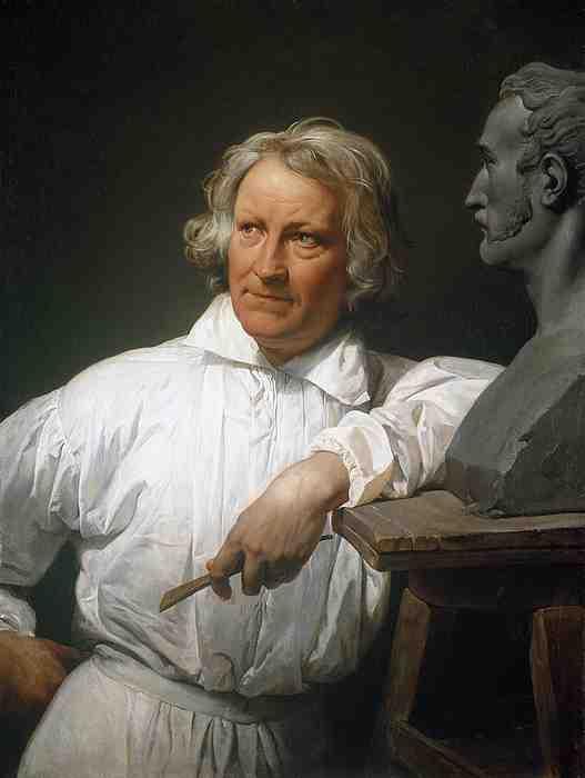 Бертель Торвальдсен – скульптуры и музей великого датского художника.