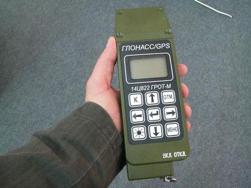 Glonass-receiver