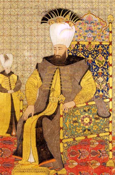 Султан Ахмед III – «эпоха тюльпанов» в Османской империи.