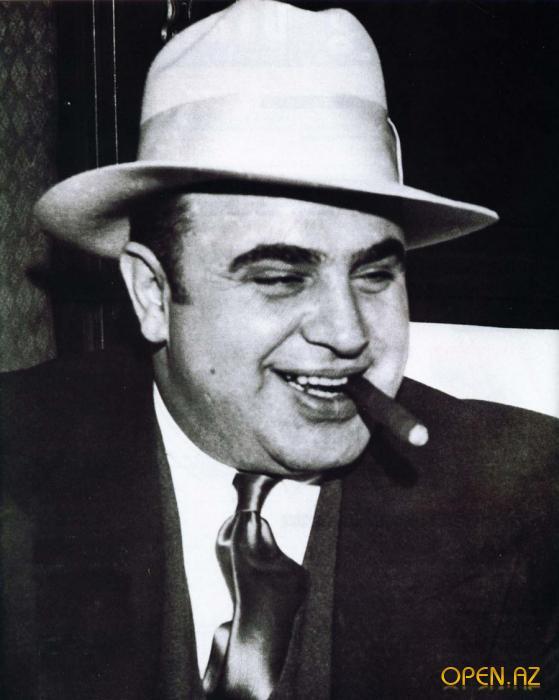 Американский гангстер Альфонсо Капоне – краткая биография «Лица со шрамом».