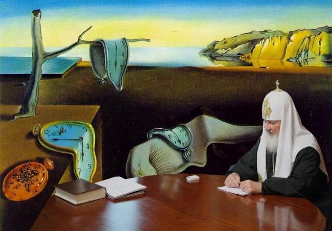 Скандалы патриарха Кирилла.