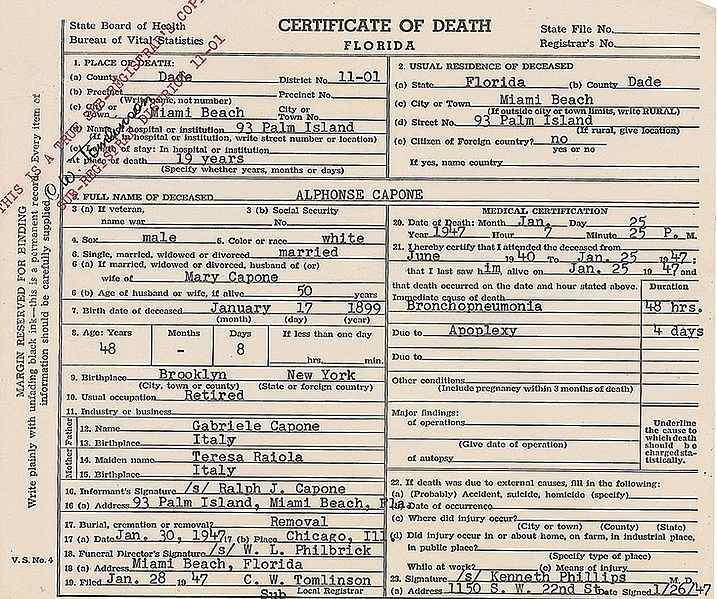 717px-Death_certificate_of_Al_Capone