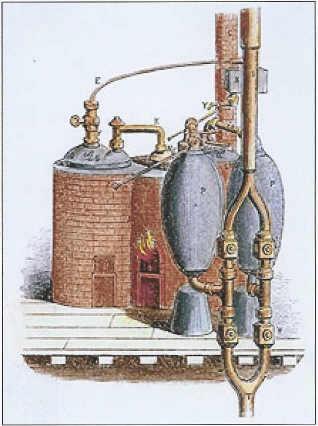 Savery-engine