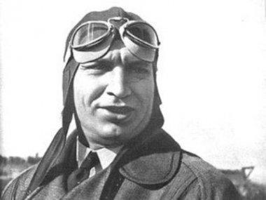 Полёты Чкалова. К юбилею советского лётчика-испытателя.