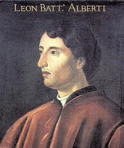 Биография и философия Леона Батиста Альберти.