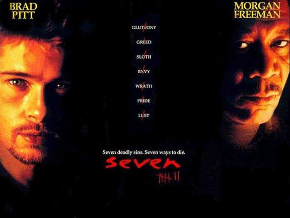 Рецензия на фильм «Семь» Дэвида Финчера.