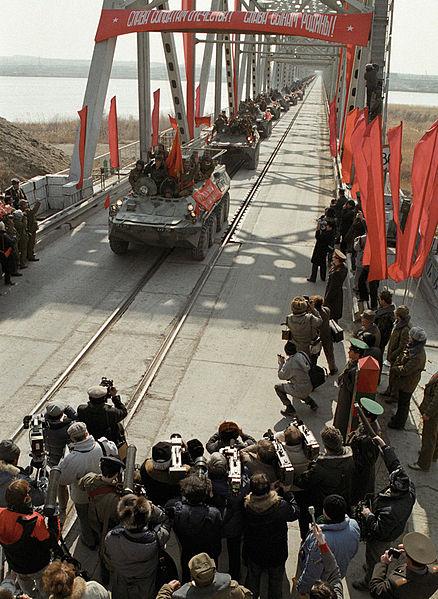 Вывод войск из Афганистана состоялся ровно 25 лет назад.