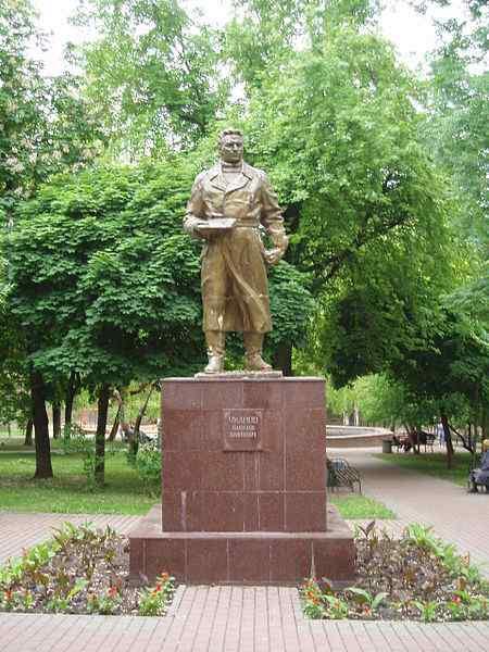 450px-Пам'ятник_Валерію_Чкалову_Київ