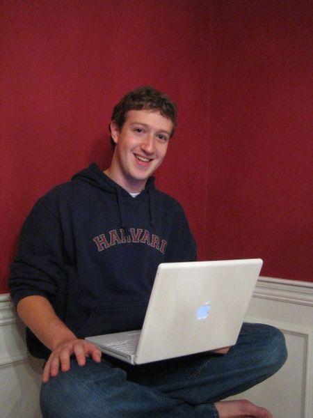 Биография Марка Цукерберга. Фейсбук, жена и  др.