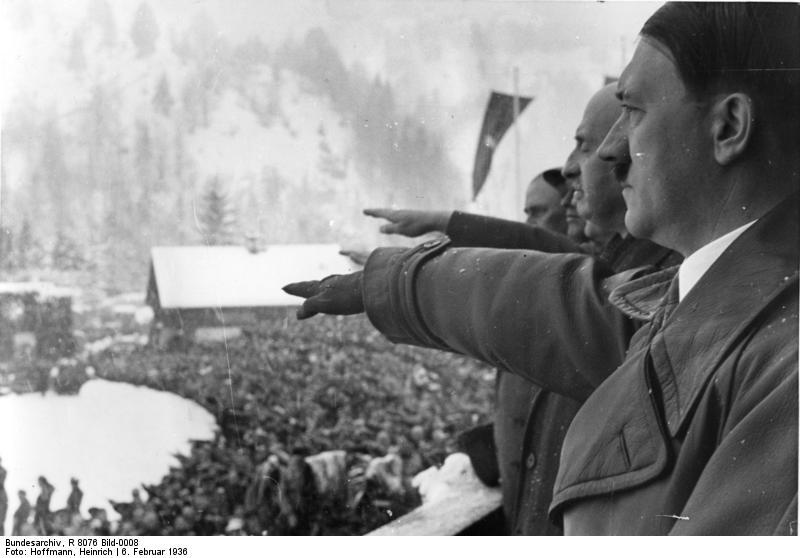 Olympische Winterspiele.- Eröffnung