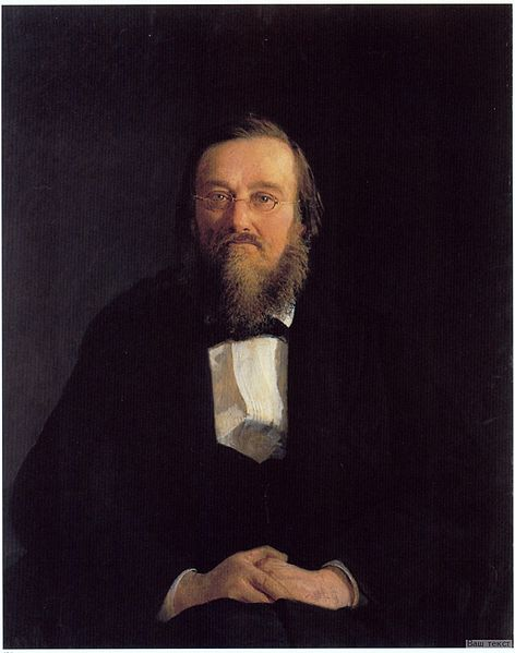 Portrait_of_Historian_M._Kostomarov_by_Nikolay_Ghe