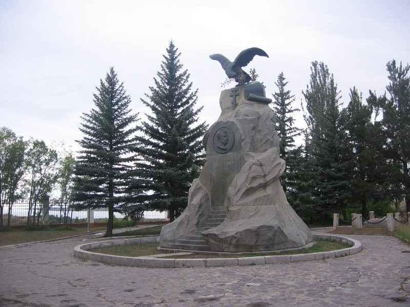 ПржевальскийНМ-орел