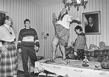 Галина Брежнева. Веселые дни.