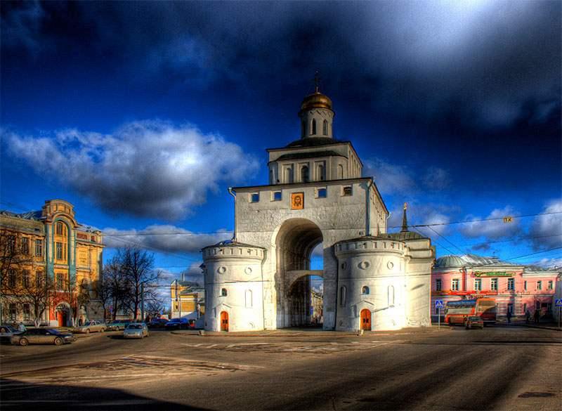 Музей «Золотые ворота» во Владимире – фото, история создания, легенды.