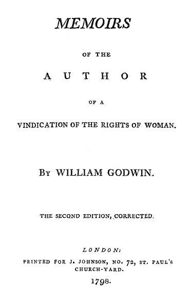 GodwinMemoirs