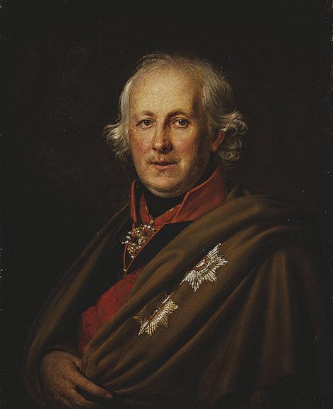 Мордвинов Николай Семёнович – англоман и либерал при российских императорах.