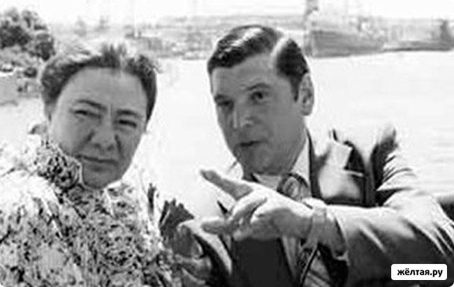 Галина с мужем