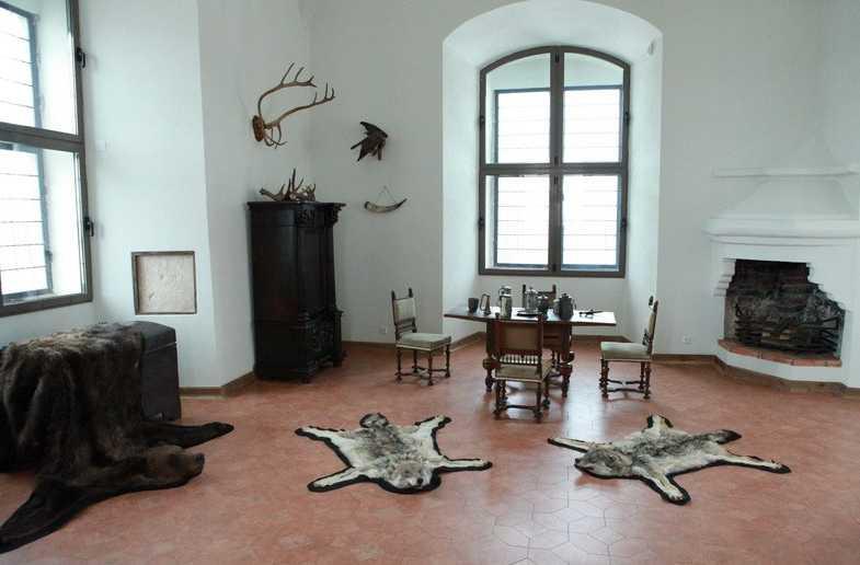 Мирский замок - Музей - Постоянная экспозиция 4237