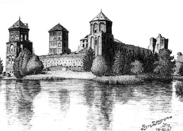 Музей «Мирский замок». Фото внутри. Часть 3 из 3.